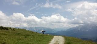 Interview mit dem Deutschen Alpenverein: Wanderfreunde sind auf dem Vormarsch Rhein-Zeitung