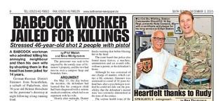 Babcock worker jailed for killings