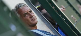 Die Leiden des Roberto Mancini