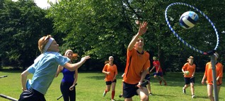 Auf die Besen, fertig, los - und ab zur Quidditch-WM!