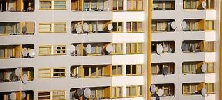 Ein Häuschen in Kreuzberg