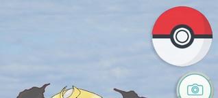 """Mit """"Pokémon Go"""" durch München"""