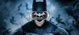 "Gamescom 2016: ""Batman Arkham VR"" im Hands-On"