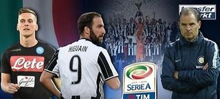 Saisonstart Serie A: Wer durchbricht Juves Dominanz? | Transfermarkt