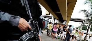 Rio de Janeiro: Sport und Mord