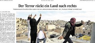 Der Terror rückt ein Land nach rechts