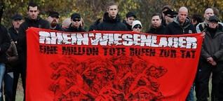 Erneuter Neonaziaufmarsch in Remagen - Störungsmelder