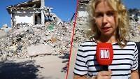 """""""Es fühlt sich an wie Seegang"""" - So erlebte ich die Nachbeben in Italien"""