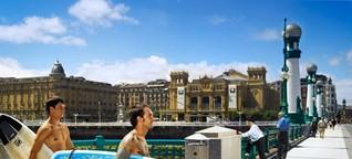 San Sebastián im Baskenland: Auf Joggingtour mit Edurne Pasaban - SPIEGEL ONLINE
