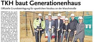 TKH baut Generationenhaus