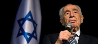 Nachruf auf Schimon Peres: Immer der Zweite