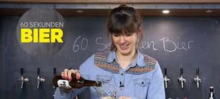 """""""60 Sekunden Bier"""": Das Bier vom Weltmeister"""