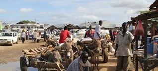 Keine Heimat. Flüchtlinge in Kenia.