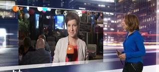 #FRAROU: Erleichterung statt Partylaune - ZDF heuteplus