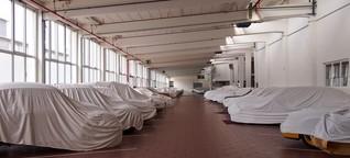 Die Heiligen Hallen von Porsche - eine Zeitreise | V8-Kultur