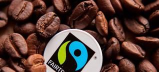 Fair-Trade-Uni: Mensa-Kaffee mit Gerechtigkeitsanspruch