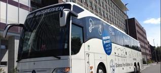 Bayer und Innovation Radicals: Im Reisebus zu zwölf Prototypen