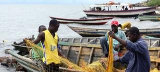 Illegaler Sprengstoffhandel - Fischen mit Bomben in Tansania