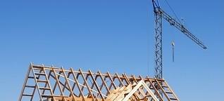Neues Gesetz soll Vergabe von Baudarlehen erleichtern