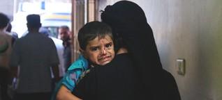 Syrien: Wir kennen die Verantwortlichen