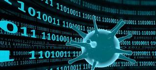 550 Prozent mehr digitale Erpressungsversuche per Krypto-Malware