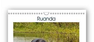 Foto-Kalender Ruanda 2017
