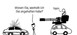 Webcomics von xkcd: Der Dinge-Erklärer