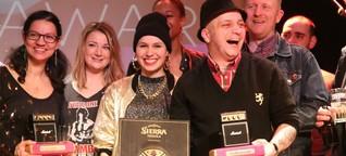 Club Award: Preise für Hafenklang, Molotow und Monkeys Music Club