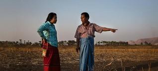 Myanmar: Mächtiger Nachbar