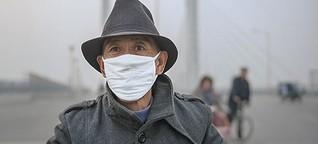 Ein Besuch in Xingtai: Die dreckigste Stadt Chinas