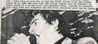 Stuttgart Kaputtgart: eine interaktive Geschichte der Punkband Ätzer 81
