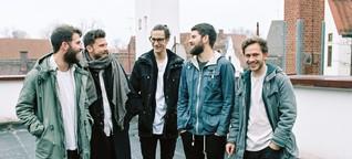 Adulescens veröffentlichen erstes Album