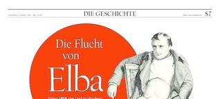 Die Flucht von Elba