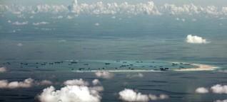 Streit mit Philippinen - Schiedsgericht weist Pekings Ansprüche im Südchinesischen Meer ab