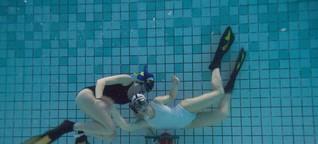 Unterwasserrugby: Da halten alle den Atem an