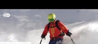 Maßgefertigte Skier aus der Schweiz