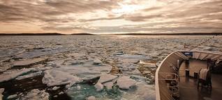 Arktis: Eiskalter Zauber