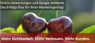 """Webinar-Aufzeichnung: """"Online Bewertungen und Google AdWords"""""""