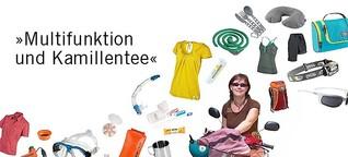 Ausrüstungsberatung: Backpacking-Tipps für Südostasien