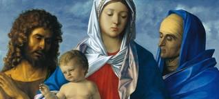 500. Todestag Giovanni Bellinis - Meister der subtilen Farbgebung