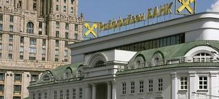 Rubel-Schwäche: Von Kunden zu Geprügelten