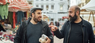 Kulinarisches Brüderkommando