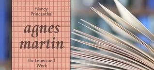 Buchbesprechung: Nancy Princenthal: Agnes Martin - Ihr Leben und ihr Werk | Die Buchkritik / Forum Buch | SWR2