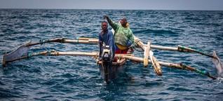 Auf der Jagd nach Dynamitfischern in Tansania | Afrika | DW.COM | 01.12.2016