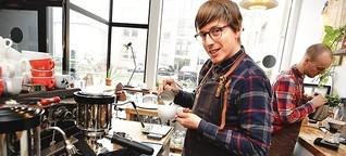 Genuss: Kaffeekunst auf höchstem Niveau