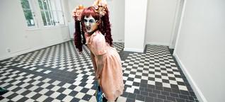 Popkultur trifft Handicap: Hier gibt's keine Berührungsängste