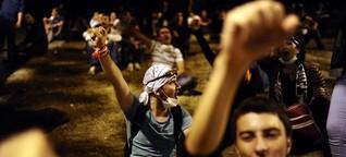 """Proteste in der Türkei: """"Erdogan nennt uns Capulcu - Plünderer"""""""