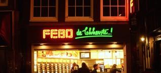 Febo und Smullers - Hollands befremdliche Automatenrestaurants