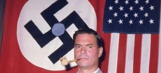US-Nazi Rockwell: Der amerikanische Hitler