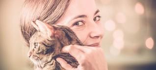 Katzenbesitzer neigen besonders häufig zu einer bestimmten sexuellen Vorliebe